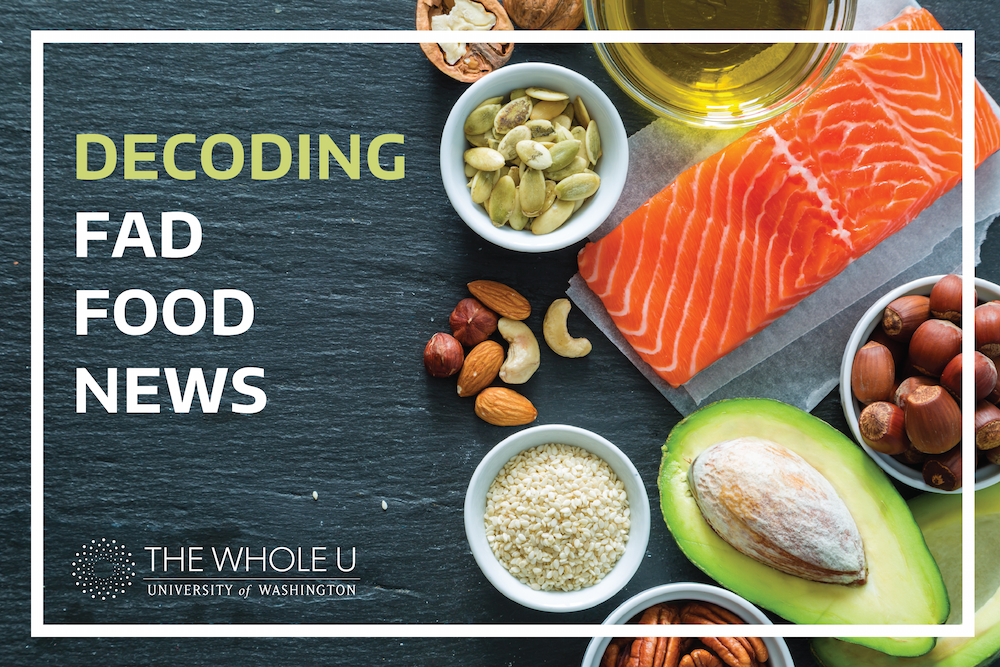 Healthy eating the whole u deciphering the hype of fad food news ccuart Image collections