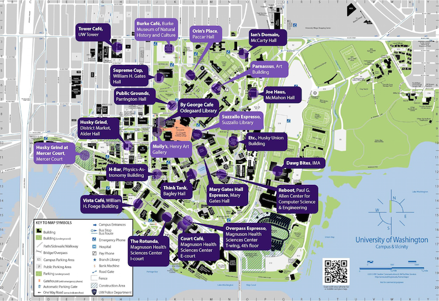 Hot Spot: Where to Find Coffee on Campus   The Whole U U Spot Location