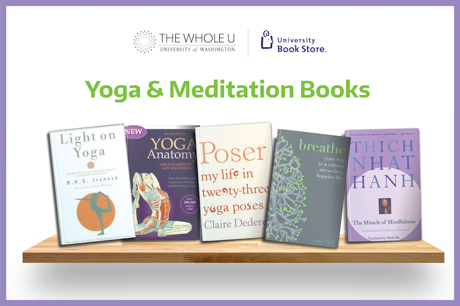 Books With Balance 6 Yoga And Meditation Reads The Whole U